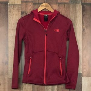 Sweaters - The North Face hoodie zip up hoodie